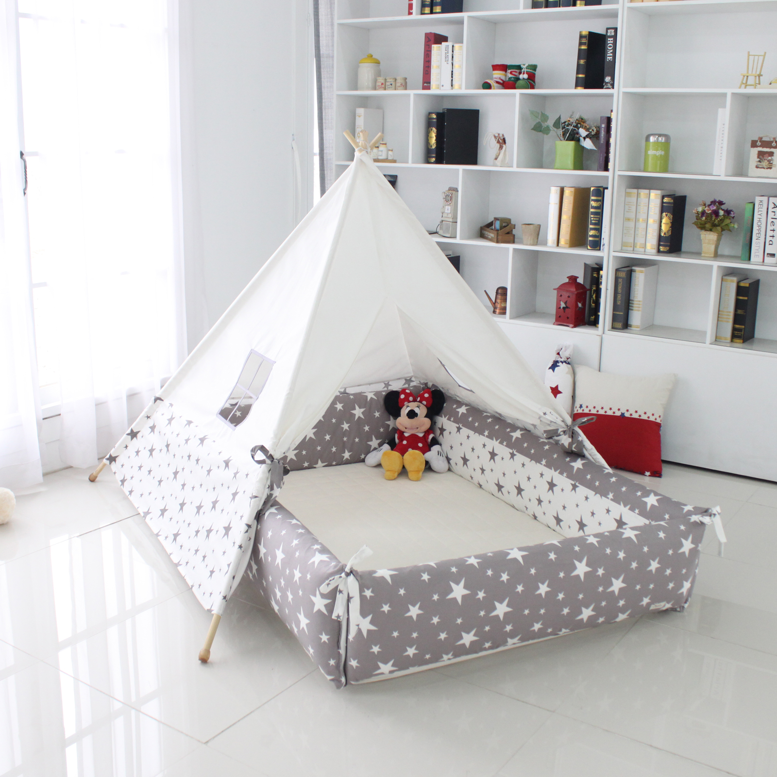 aguard teepee tent twinkle mummybebe. Black Bedroom Furniture Sets. Home Design Ideas