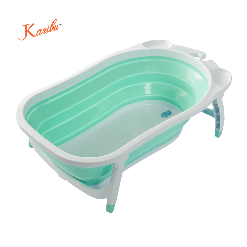 Karibu Folding Bath Mummy Bebe