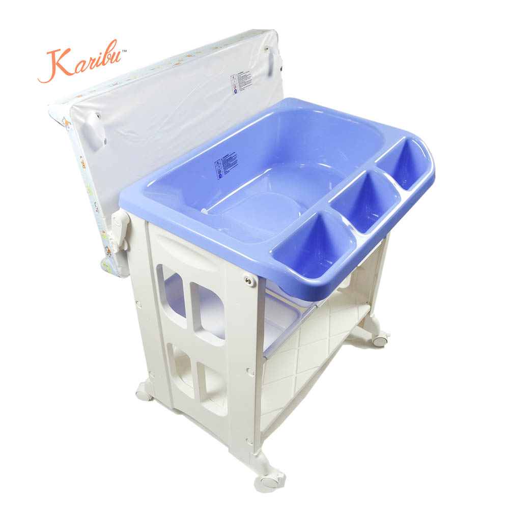 Karibu 2-in-1 Bath Station |Mummy Bebe